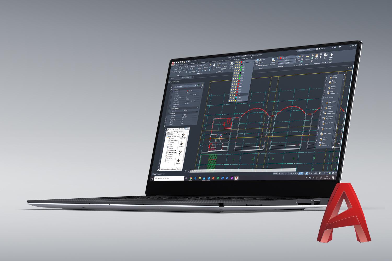 AutoCAD grundkurs, effektiv hantering av ritningar